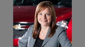 Mary Barra, GM's next CEO