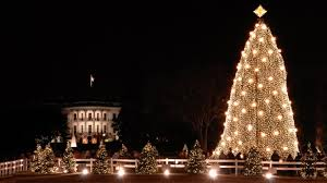 The National Christmas Tree, one of my favorite holiday symbols